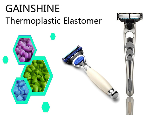 Thermoplastic Elastomer For Pc, Abs And Razor Coating