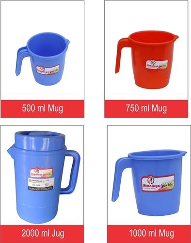 Plastic Mugs And Jugs