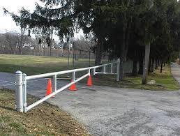 Barrier Gates