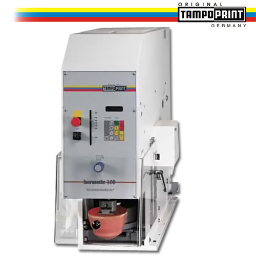 Hermetic 150 Pad Printing Machine
