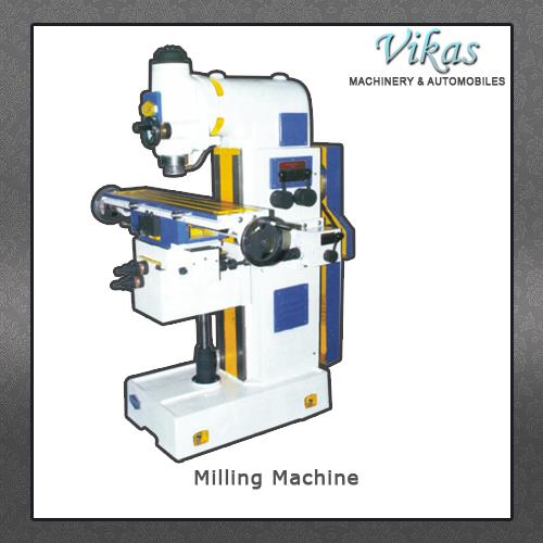 Milling Machine (Model - 2) in  Gondal Road