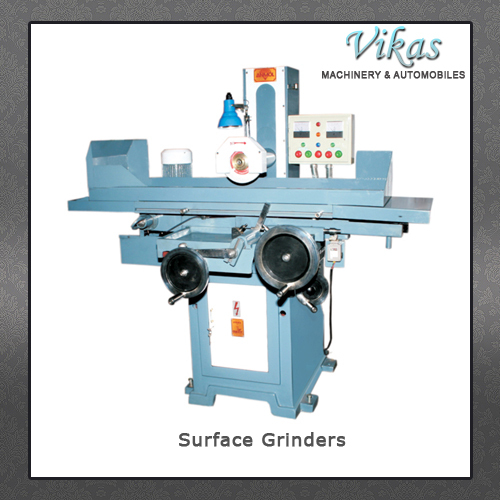 Surface Grinders in  Gondal Road