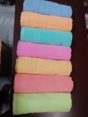 Plain Towel in  Fort