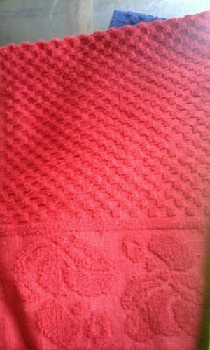 Single Color Plain Towel in  Fort