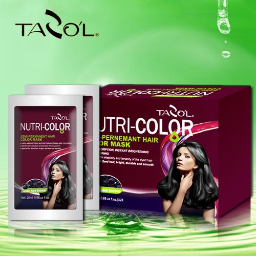 TAZOL Nutri Color Hair Color Mask