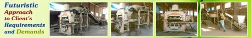 Modern Fly Ash Brick Making Plant