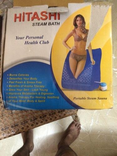 Portable Steam Bath Sauna Belt