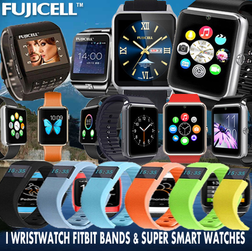 Fujicell Smartwatches