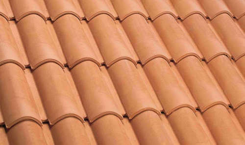 Attractive Terracotta Roof Tiles