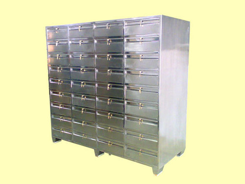 Punch Die Storage Steel Cabinets in  Waliv-Vasai (E)