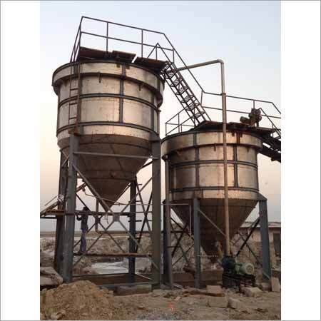 Salt Washing Plant