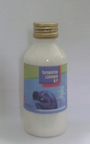 Turpentine Liniment B.P. in   Near Shah Petrol Pump