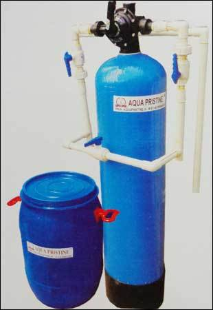 Water Softener Filter in  6-Sector