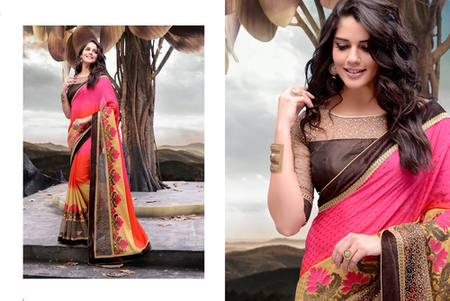Fancy Saree in  Ring Road