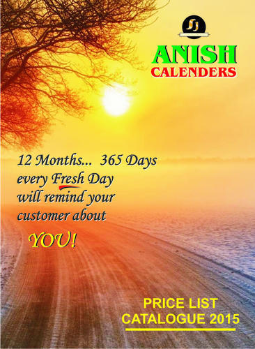 Wall And Table Calendar Printing Service