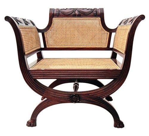 3 Seater Sofa in Balmukund Mackar Road Kolkata Exporter  : duncan phyfe sofa single seater 849 from www.tradeindia.com size 500 x 454 jpeg 49kB
