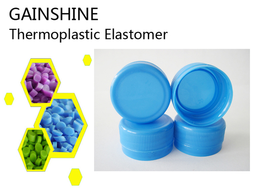 Wearable Thermoplastic Elastomer For Bottle Cap