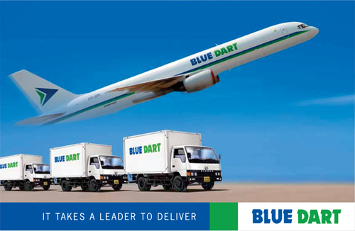 an overview of the blue dart a south asian leading air express carrier Blue dart express ltd – senior counter staff job description: blue dart south asia's leading courier and integrated air express package distribution company with dedicated aviation services candidates should have sound communication & motivational abilityresult oriented & capable of working under pressure high energy.