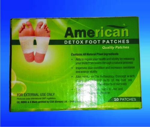 Detox Foot Patch