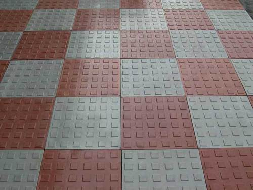 Ceramic Parking Tiles In Ludhiana Punjab Damid Traders