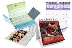 Calendar Printing Services in  Okhla - I