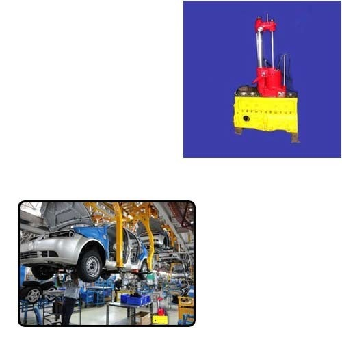 Cylinder Boring Machine for Automobile Industry