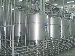 Milk Storage Tank in   Alhoran Gate
