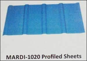 Mardi Profiled Sheets (1020 )