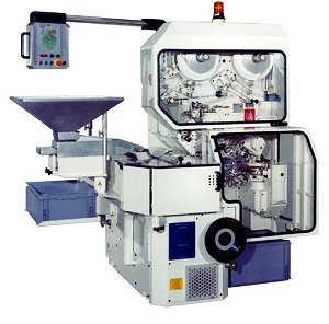 Pneumatic Collar Type Packaging Machine in  Mohan Nagar