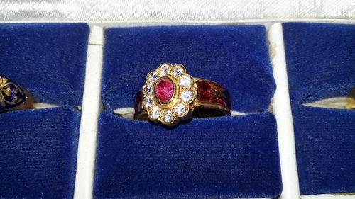 Uni Gold Ring in Bhawanipur Kolkata Manufacturer
