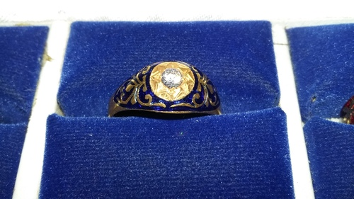 Women Gold Ring in Kolkata West Bengal P K JEWELLERS