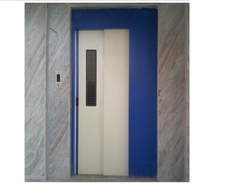 Telescopic Lift Doors