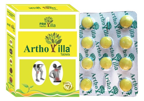 Herbal Artho Tablet