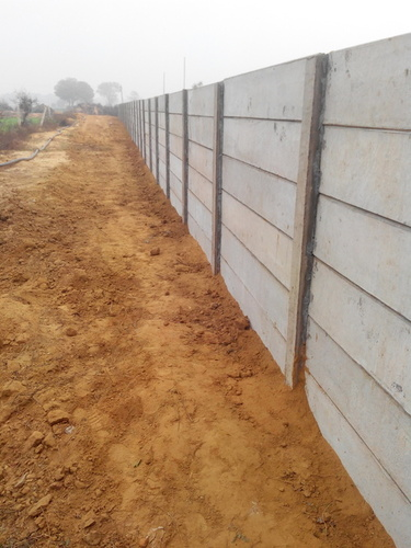 Precast Compound Wall : Precast compound wall manufacturers dealers exporters