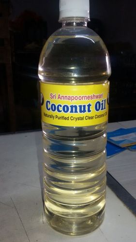 Good Quality Coconut Oil in   Bhadra Colony Post