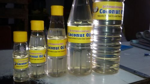 Purified Coconut Oil in   Bhadra Colony Post
