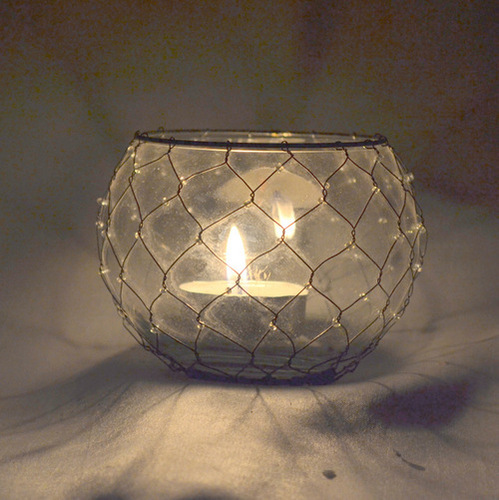 Decorative Candle Votive