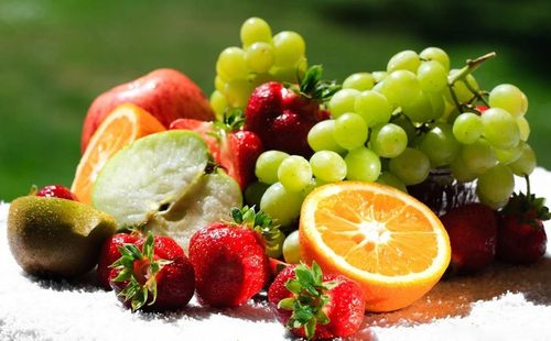 Fresh Fruit in   District