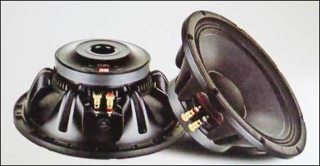 Professional Loudspeakers (300 W)