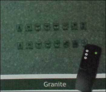 Granite Customized Switches