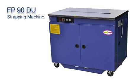 Semi Automatic FP 90 DU Strapping Machine in  Secratariat Colony