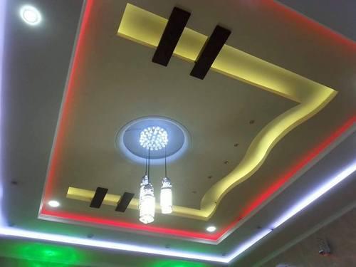 Designer False Ceiling Services in  Mogappair