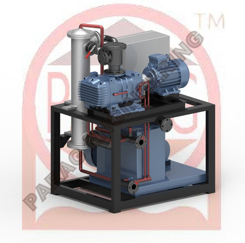 Mechanical High Vacuum Booster System in  Vatva Phase-Iii