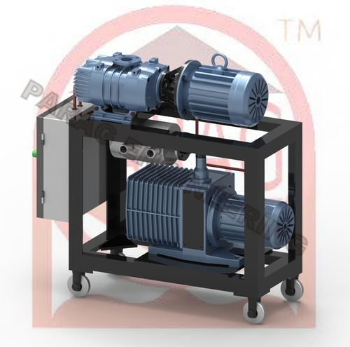 PARAG 6 HP Two Stage Vacuum Booster System VBS 30 in  Vatva Phase-Iii