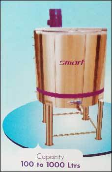 Pasteurizer Vat Machine