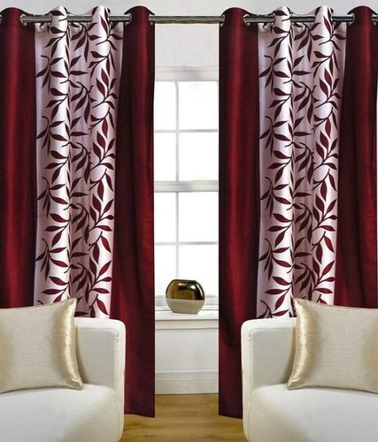 Simple Curtains in  Sanoli Road