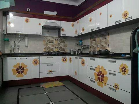 Kitchen furniture suppliers manufacturers dealers in for Kitchen furniture vadodara