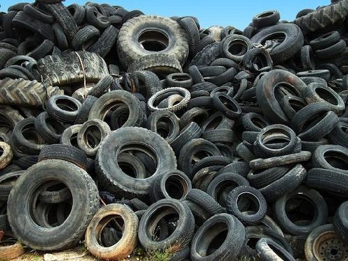 Nylpne And Radial Tyre Scrap