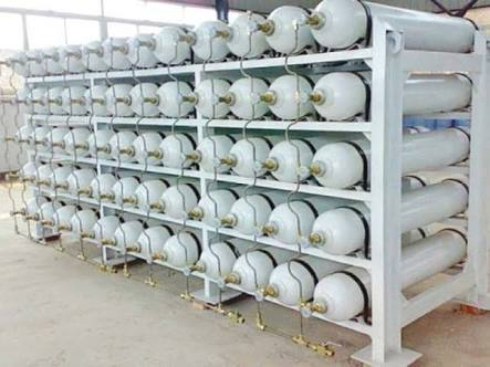 Compressed Natural Gas (Gng Gas)