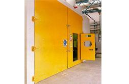 Acoustic Doors in  New Area